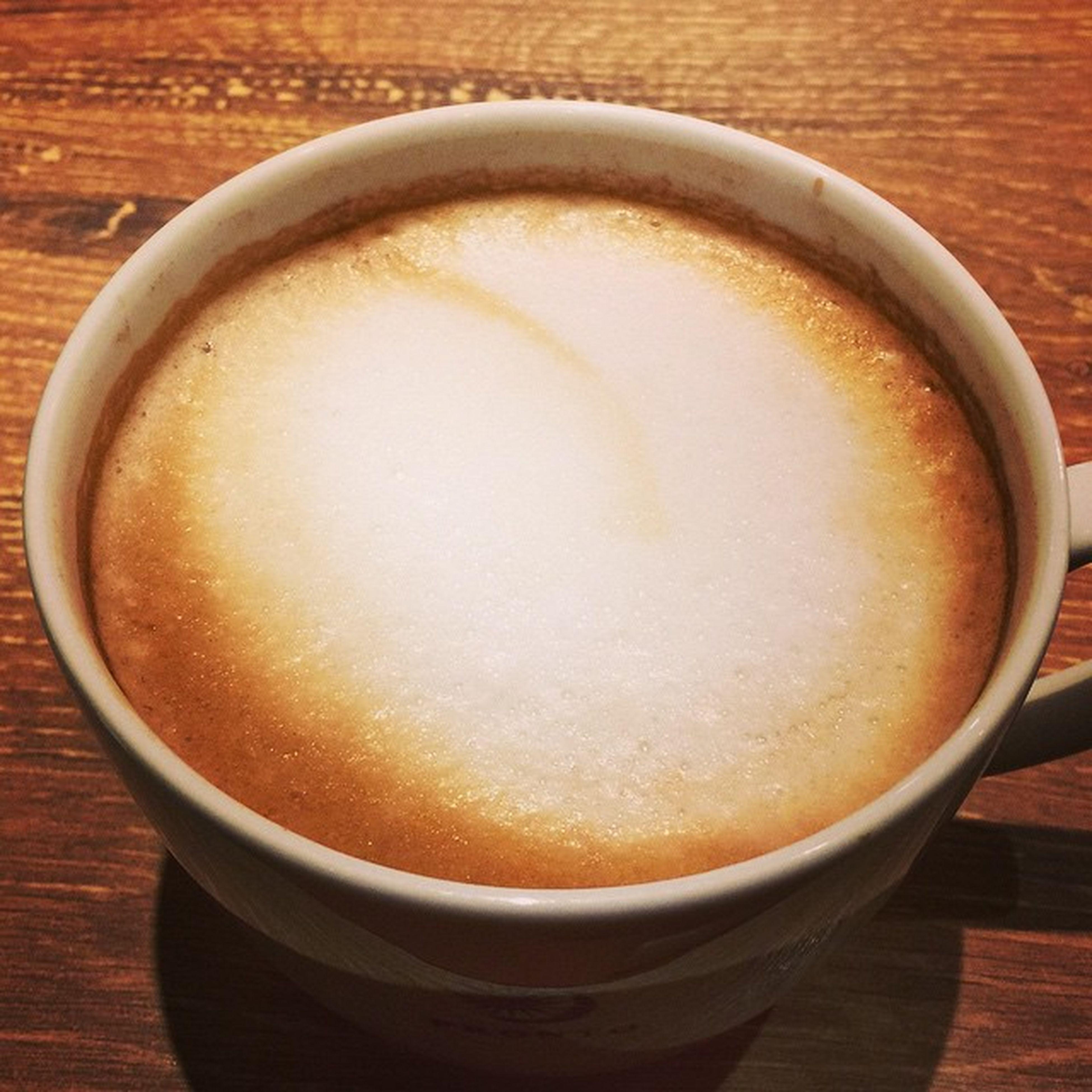 天気悪くて出づらいなぁ… Cafe Cafe Coffee