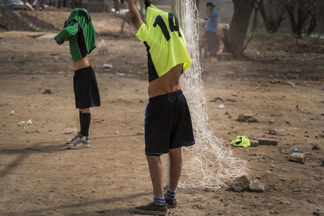 Beautiful stock photos of kinder, Argentina, Córdoba, Removing, casual Clothing