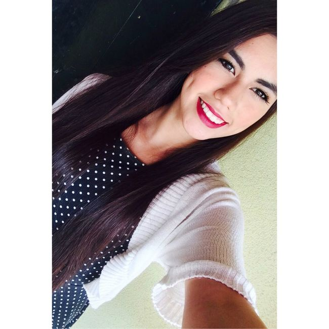 Beautiful Smiling ReadyfortheProm 🙈❤️