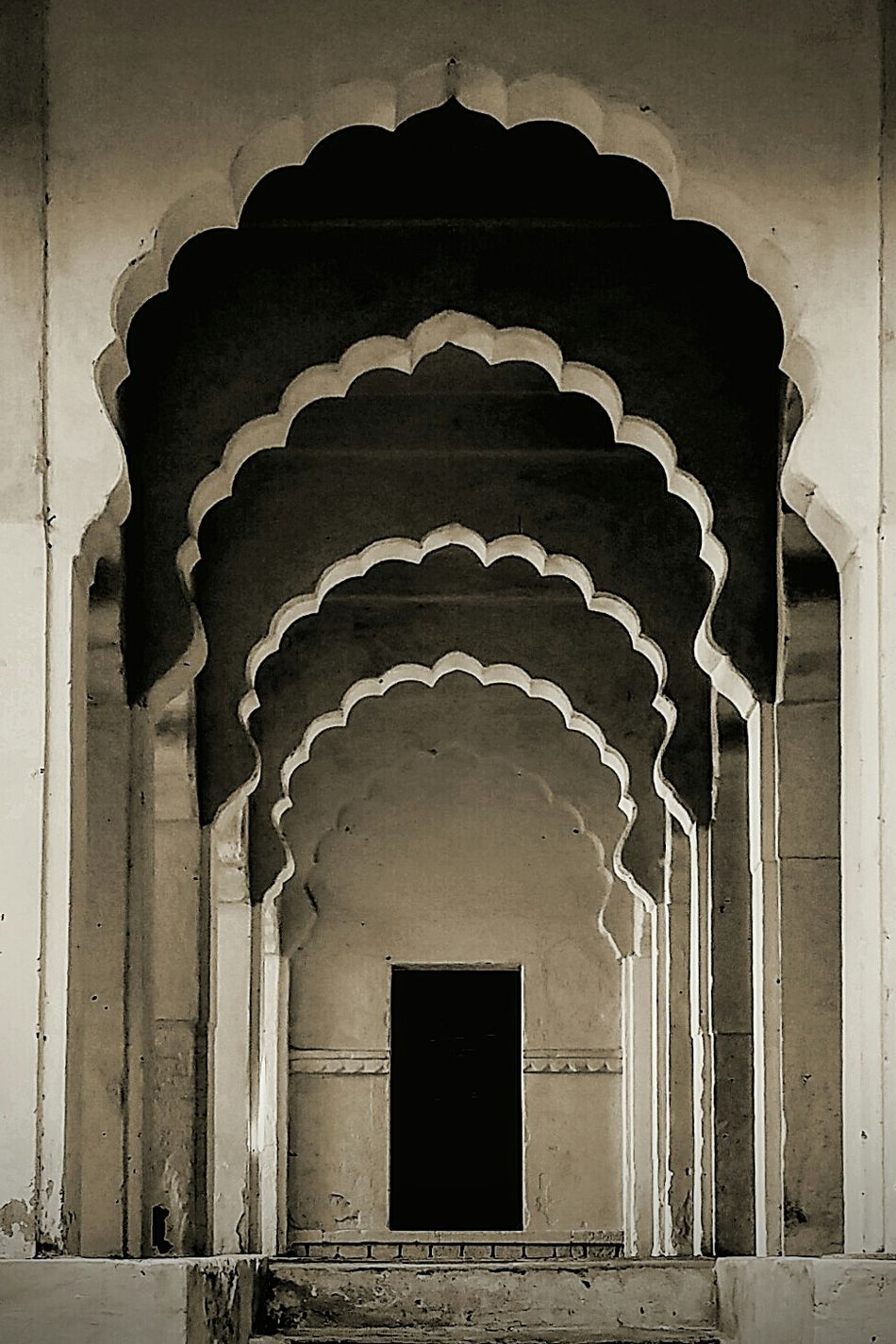 Arch No People Architecture Mughal Style Arch Photography Arches Large Residence Mehrangarh Fort