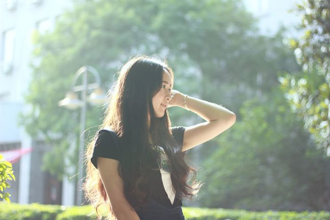 Portrait NUIST Feel The Journey Summer 2016 毕业季 校园 Original Experiences Natural Light Portrait Fresh On Eyeem  Nanjing 43 Golden Moments Showcase June Fine Art Photography People And Places