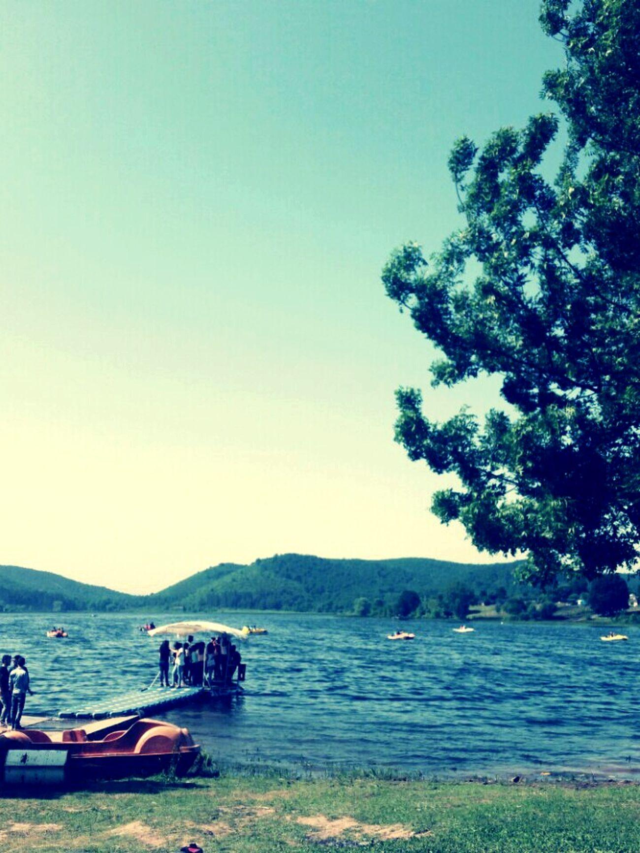 Poyrazlargölü Piknik Naturel Lake View Lake Sakarya