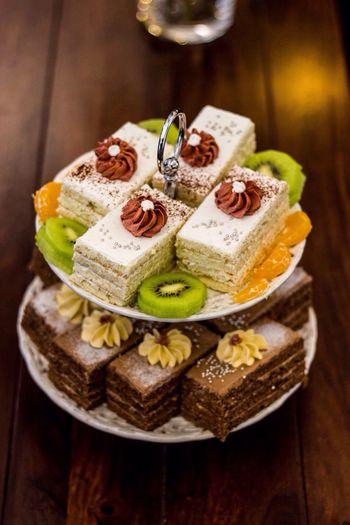 корзинка Тортик свадьба вкусняшки