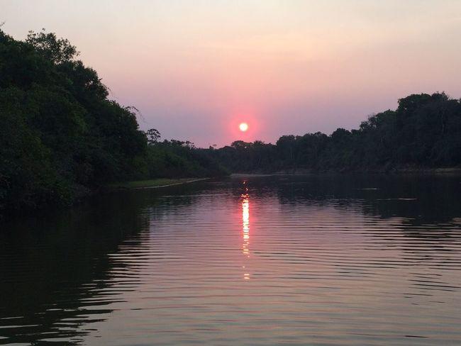 Rio Formoso - Lagoa da Confusão - TÔ