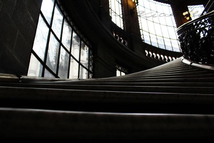 Architecture Art Borgiante Ciudad De México Mexico MUNAL Munalmx Stairs