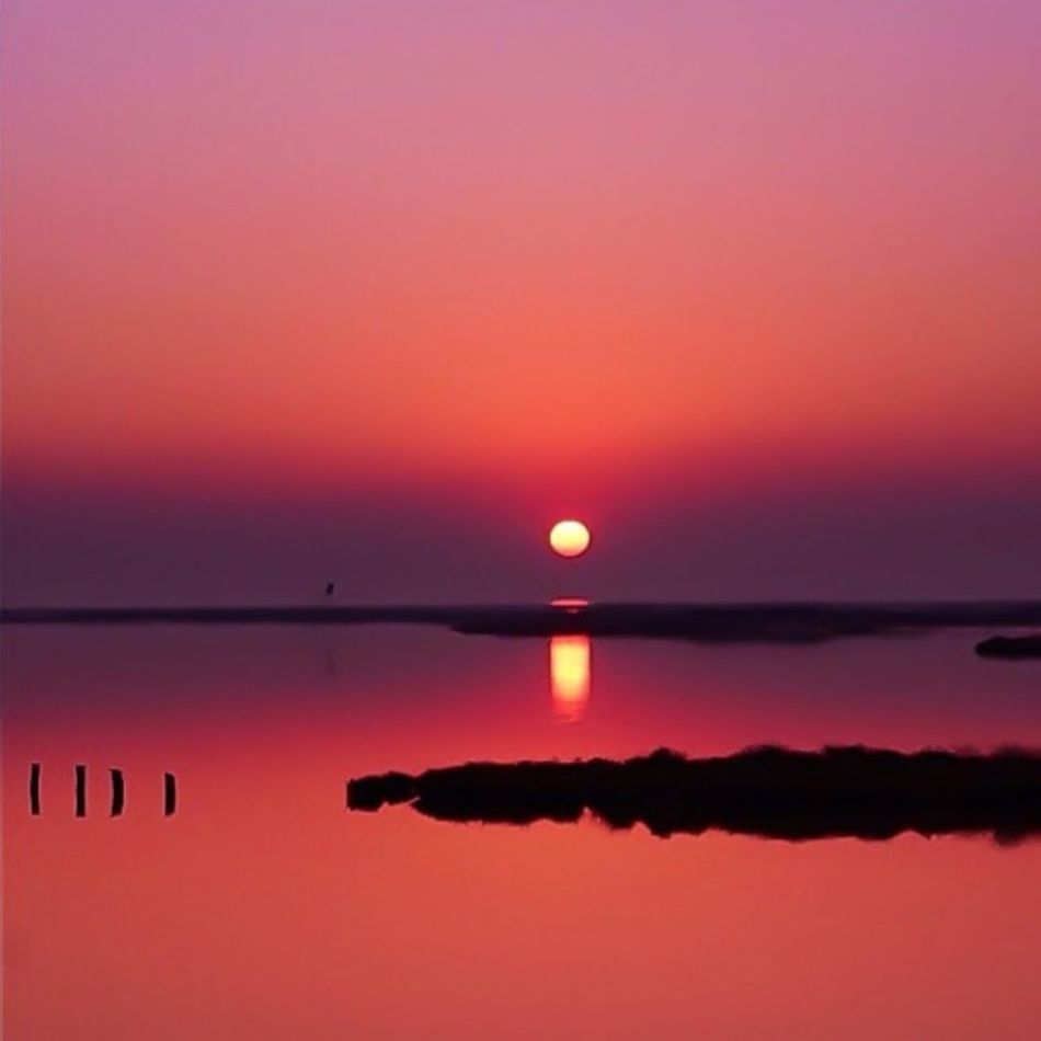 Sunset from mavisehir Sunset_collection Sunset Silhouettes Sunset Sun Sky Collection Clouds And Sky OpenEdit