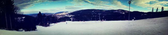Snowboarding Relaxing Goodtime Pilsko