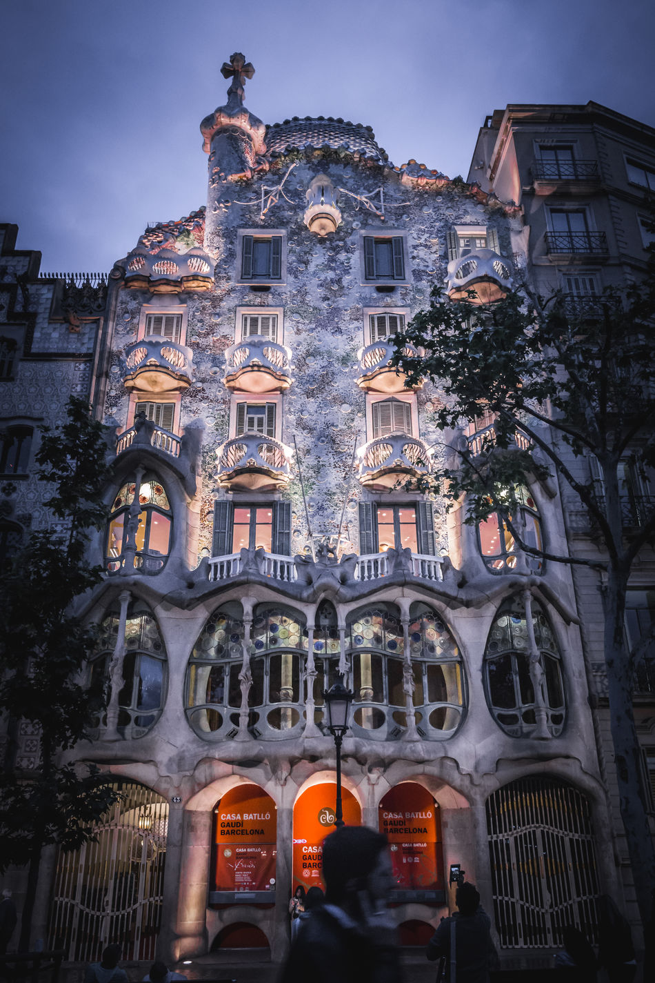 Architectural Feature Architecture Architecture Architecture_collection Barcelona Barcelona, Spain Building Building Exterior Built Structure City City Day Gaudi Low Angle View Outdoors Real People Sky SPAIN Spirituality Travel Travel Destinations Travel Photography Tree Urban Wanderlust