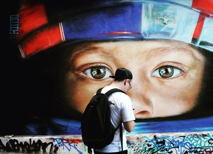Capturing the amazing graffiti in Melbourne Lifestyles Graffiti Streetphotography Street Art Outdoors Arts Culture And Entertainment Nikon Adventure The Street Photographer - 2017 EyeEm Awards Art Wall Art Painting Sommergefühle