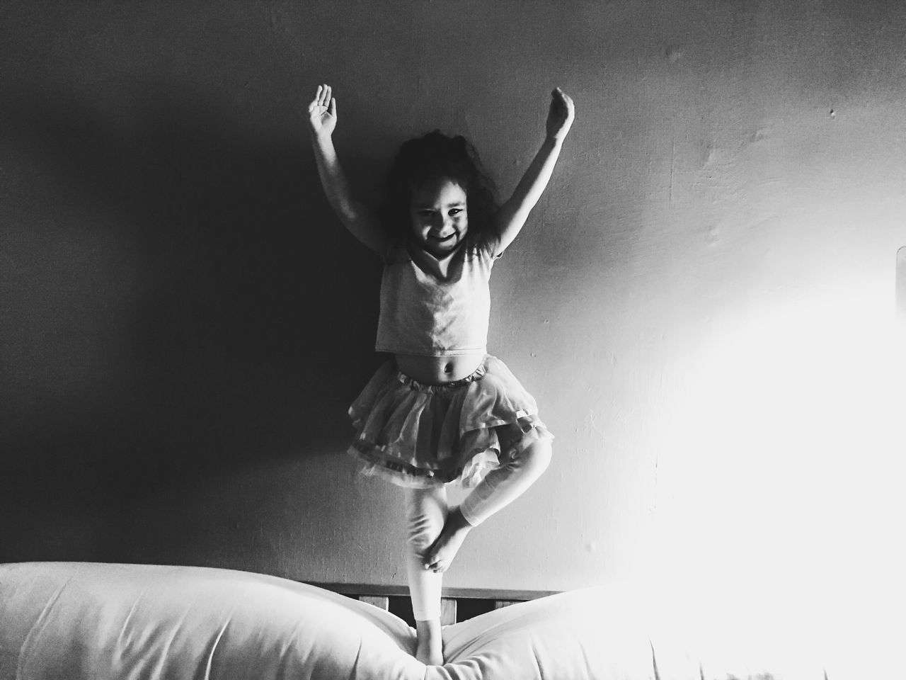 Beautiful stock photos of clown, 4-5 Years, Arms Raised, Ballet Dancer, Bed