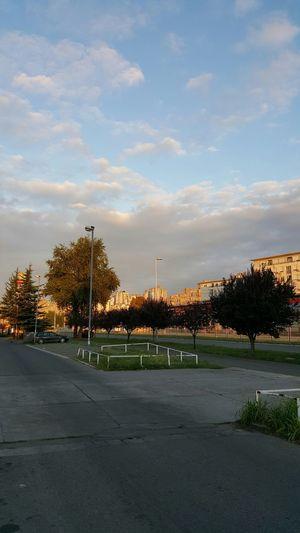 Morning Sky Moment Streetphotography Belgrade,Serbia Moments Nofilternoedit Samsung Galaxy S6 Edge