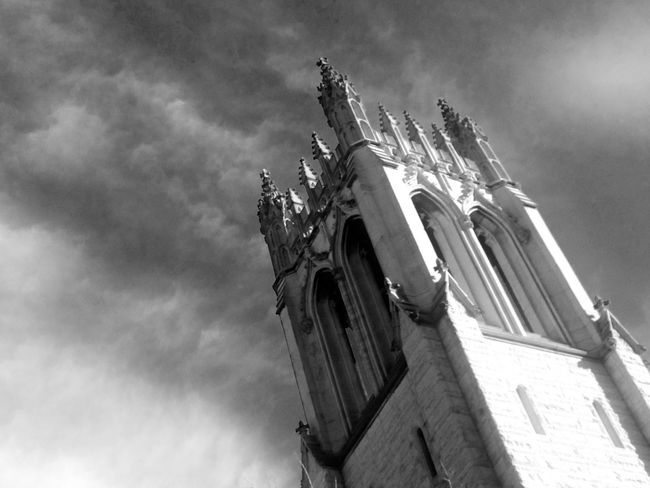 Architecture Blackandwhite AMPt_community