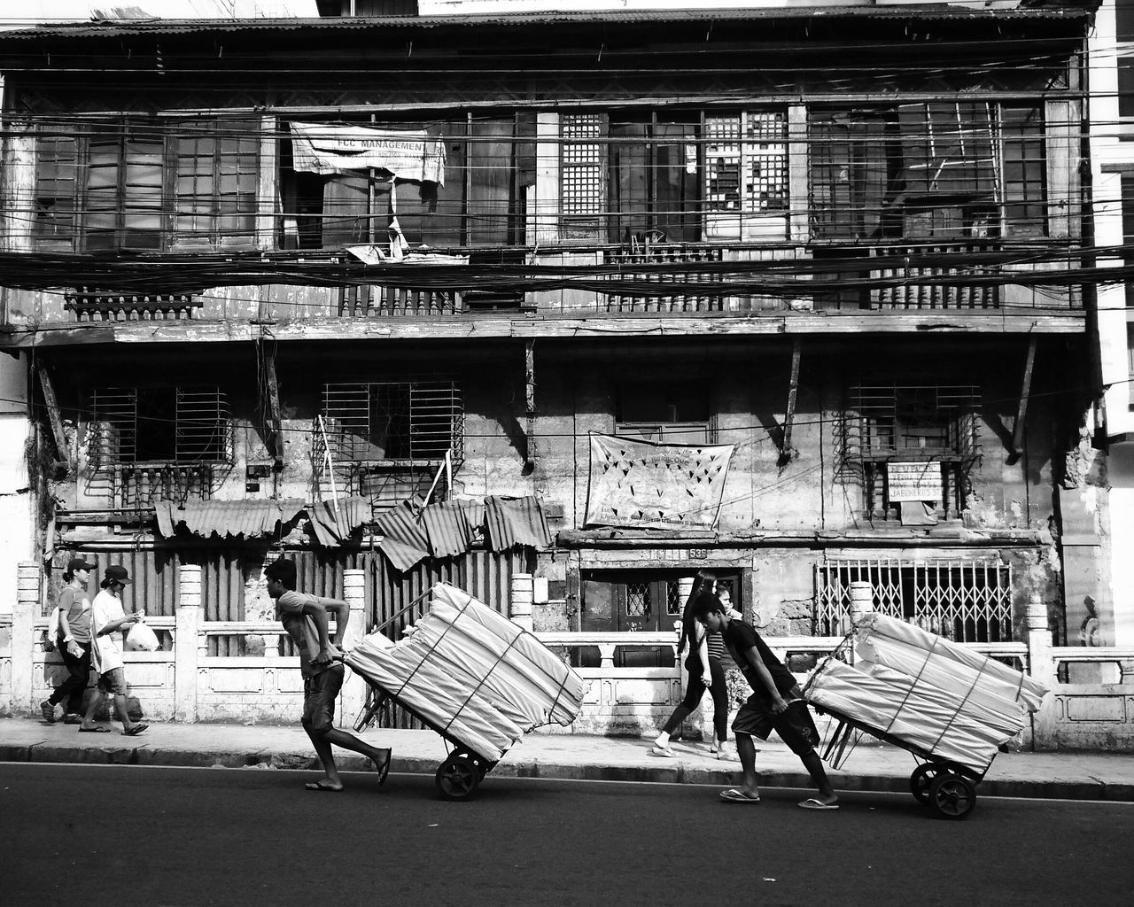 Monochrome Philippines Streetphotography The Week Of Eyeem Black And White Outdoor Photography Still Life Old Fashion Style