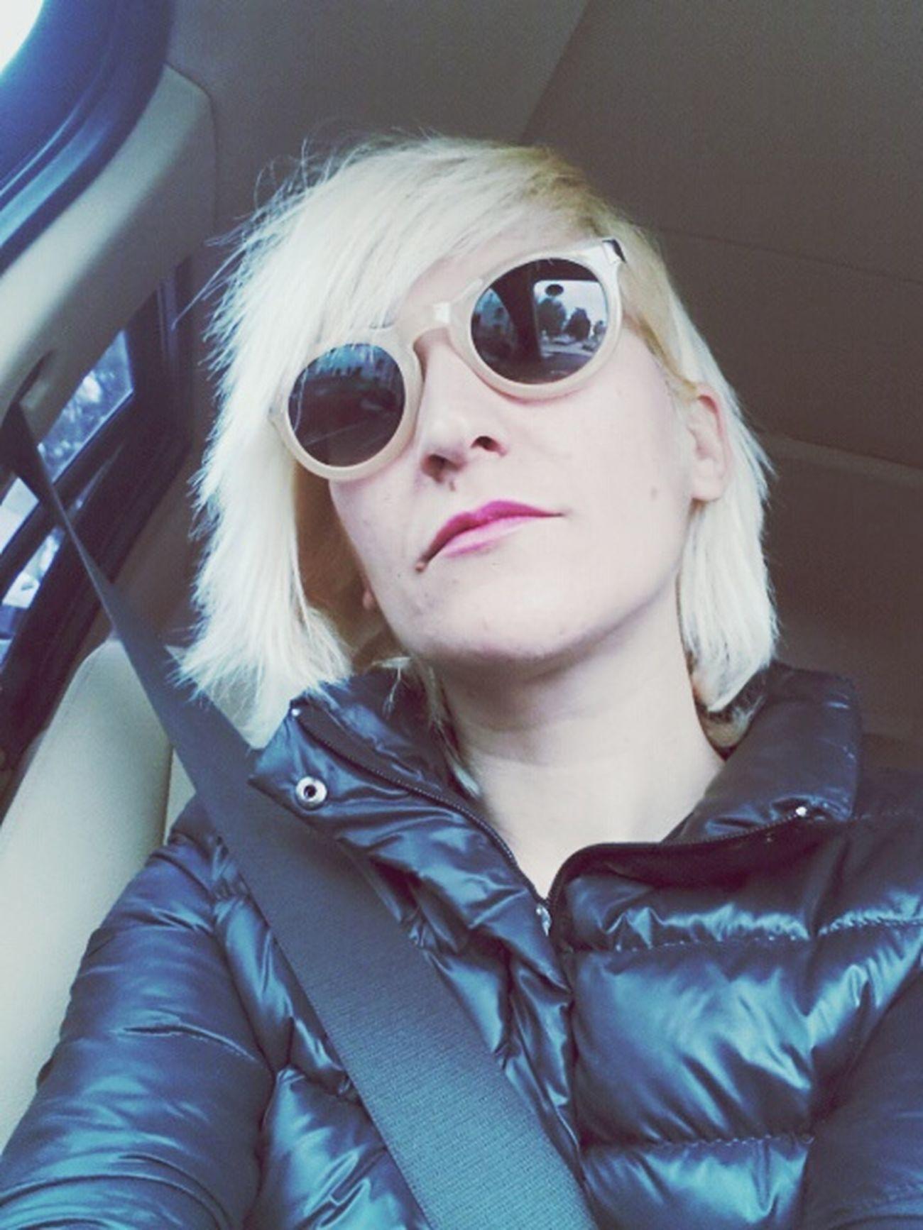 Sunglasses ✌👌 Sunglasses Self Portrait Siluet Enjoying Life That's Me