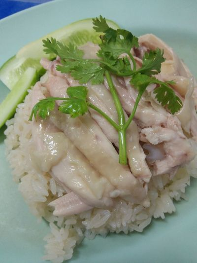Food And Drink Chicken Rice Rice Chicken Street Foods Chinese Food Local Food Thai Food Delicious Rice Asian Foods Local Restaurant