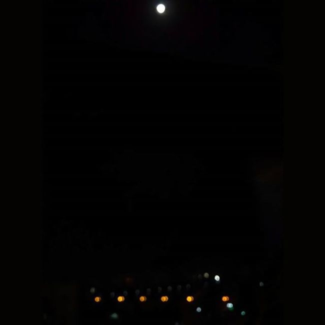 Bedroom view! Day1 SharadPoonam Fullmoon Bokeh Xiaomimi4 NoEdits  Cityscape Citylights