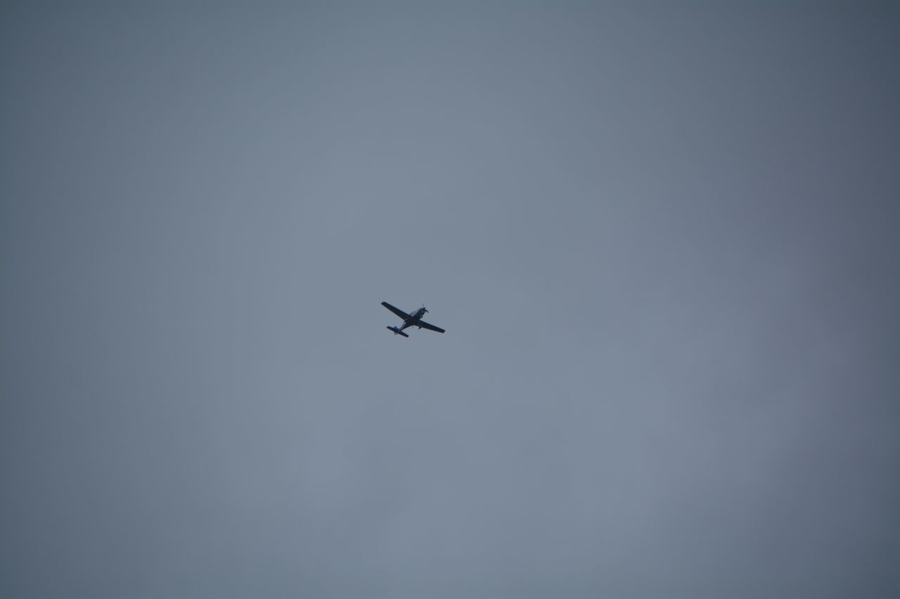 Air Vehicle Airplane Day Fighter Plane Flying Journey Low Angle View No People Outdoors Sky Transportation Travel