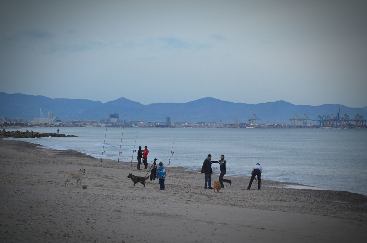 SPAIN Water València El Saler Beach Hello World Mediterranean  Pescadores Life Is A Beach Landscapes With WhiteWall