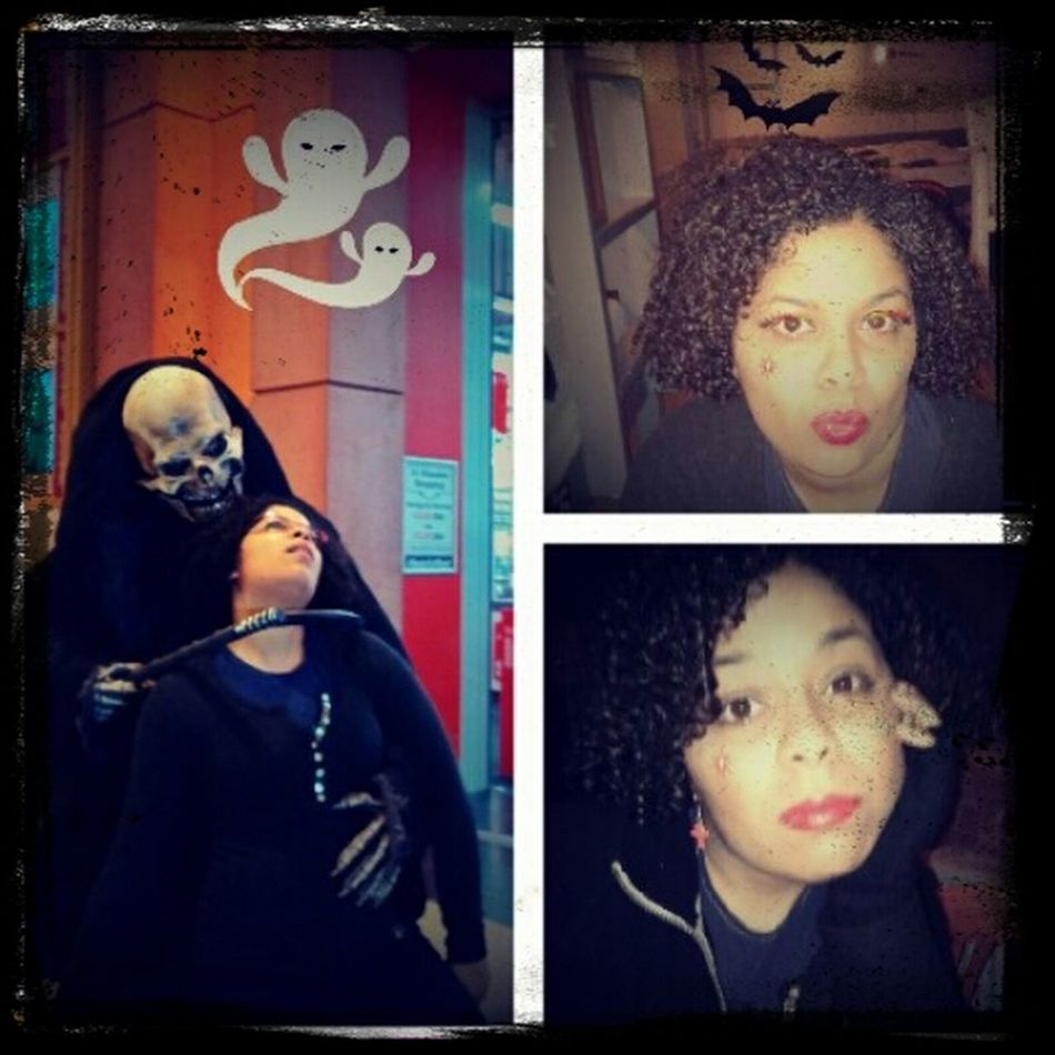 Halloween en Berlín (a color). Berlin Halloween Latinaencph Germanwannabe