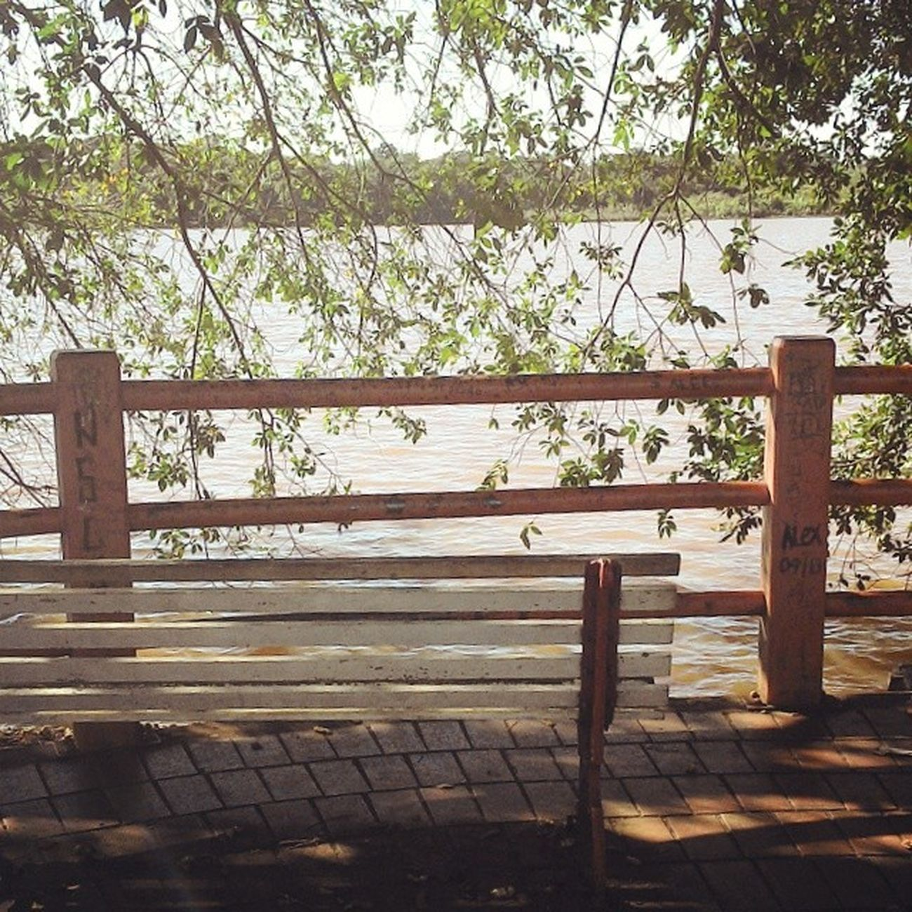 Impossível não se apaixonar pelo Lago do Amor Ufms