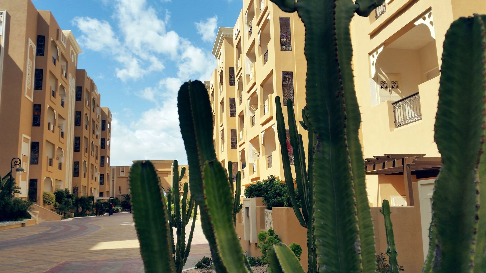 Hello Tunisia Calm Life Taking Photos OpenEdit Architecture