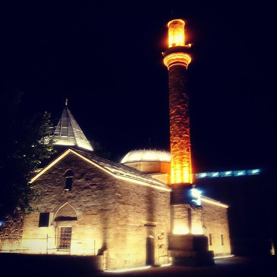 Kırşehir Ahievran Cami Minare Memleket NESETERTAS Canon Eos600d Forzacanon Fotograf Photo Anıyakala