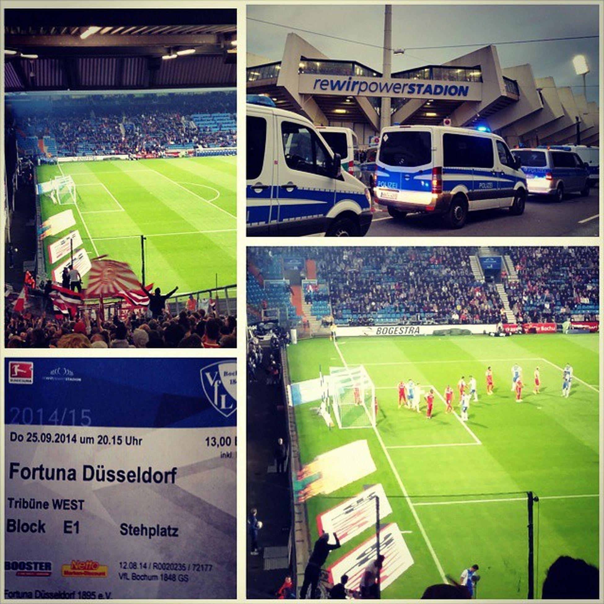Wieder hundert graue Haare mehr ;-) F95 LigaZwei Bundesliga UD2000 Ultras SCD2003 Fussball