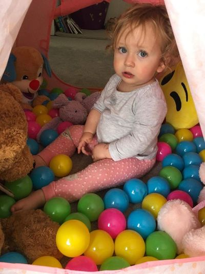 Oh My Heart Family❤ My Niece ❤ Love ♥ So Cute Childhood
