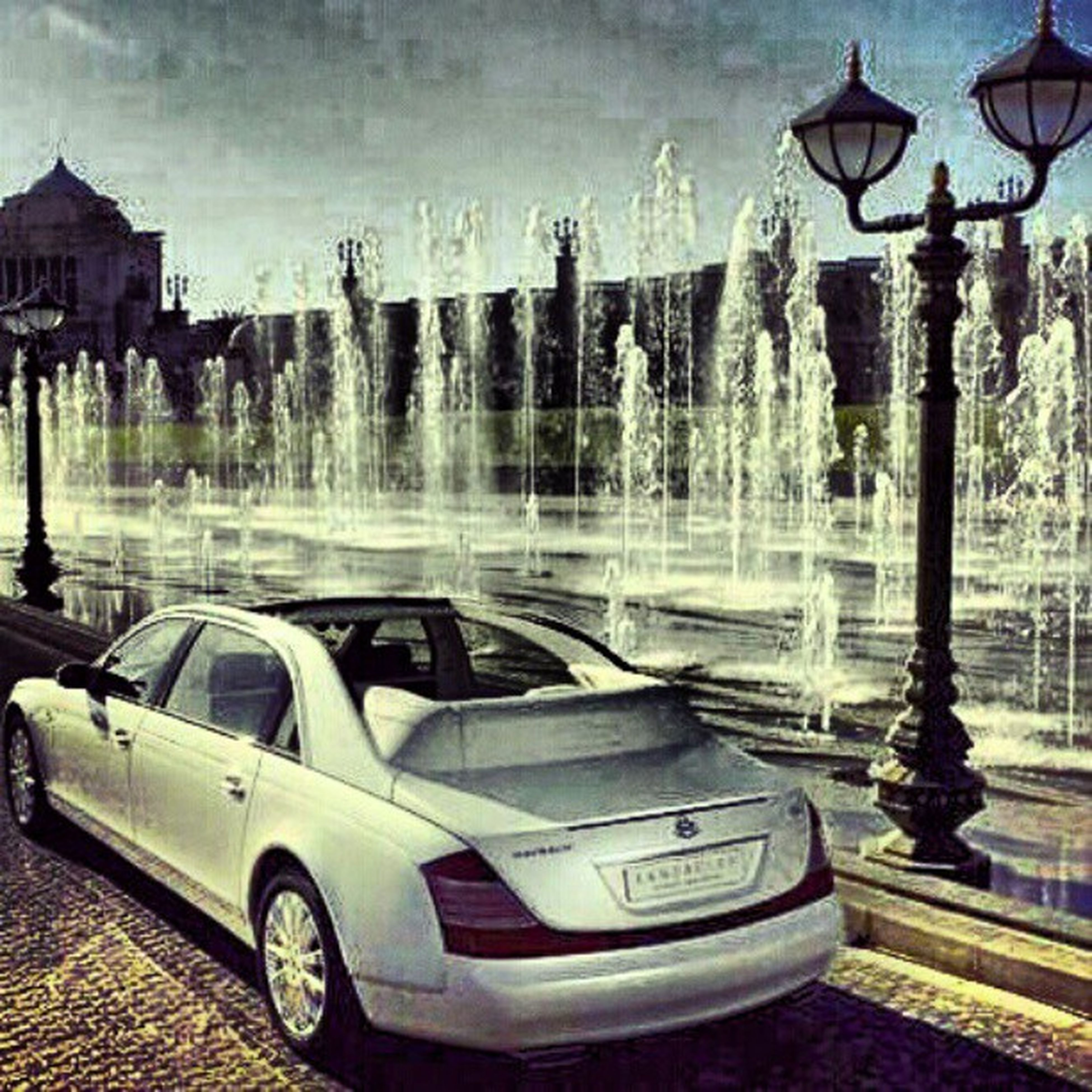 $1.19 million Maybach Landaulet. ForeignLands ForeignWhips Youngrichandflashy