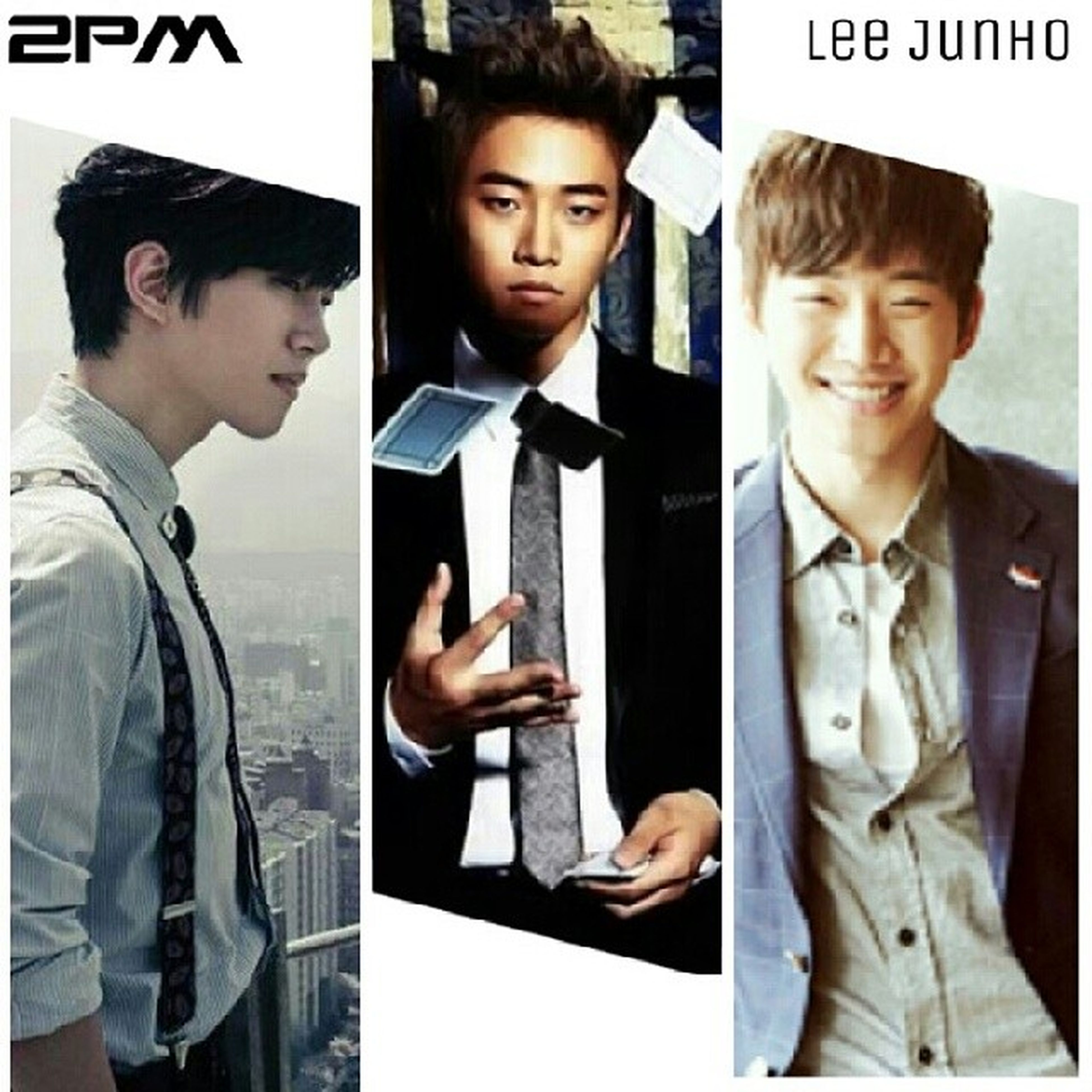 ItsNuneoday HappyBirthdayLeeJunho HappyBirthdayJunho HappyJunhoDay 2PM Hottest ♥♥♥♥♥
