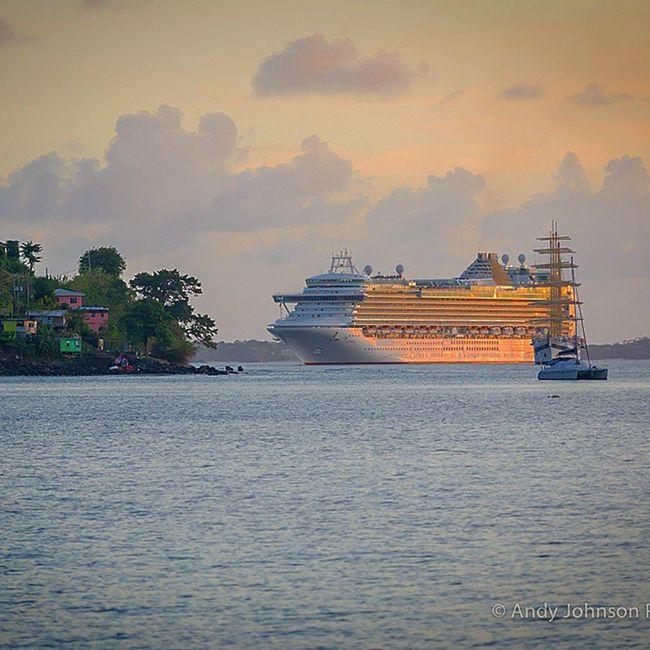 Ig_grenada PureGrenada Livefunner Uncoveryours Cruiseship Sunsets_sxmrrcadz Sunsets_ng Sunsetsareonme Sunset_madness Sunset Grenada WORLD_BESTSKY Westindies_landscape Ig_caribbean Amazingphotohunter Andyjohnsonphotography