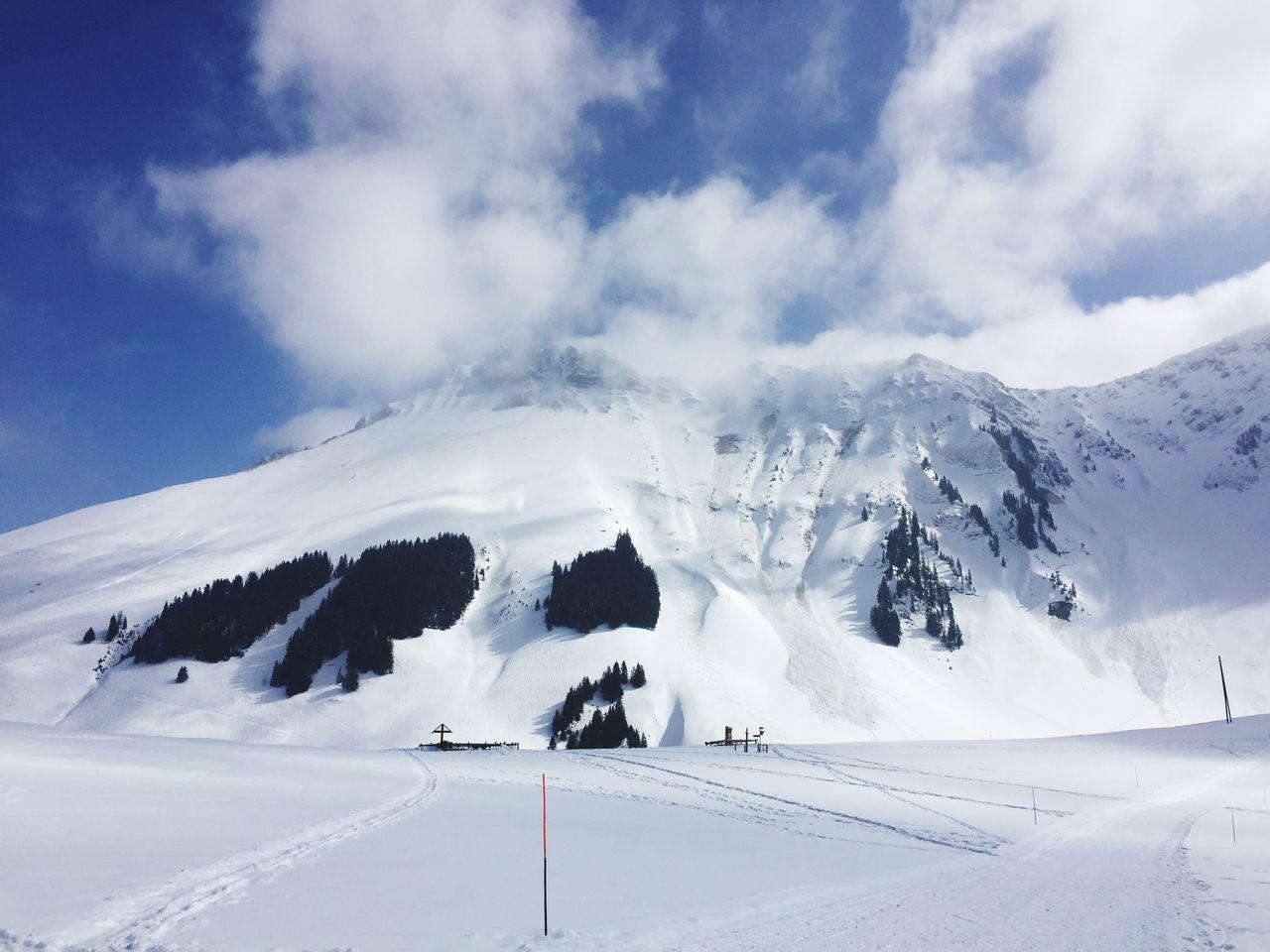 Skitouring Schwarzsee Snow ❄