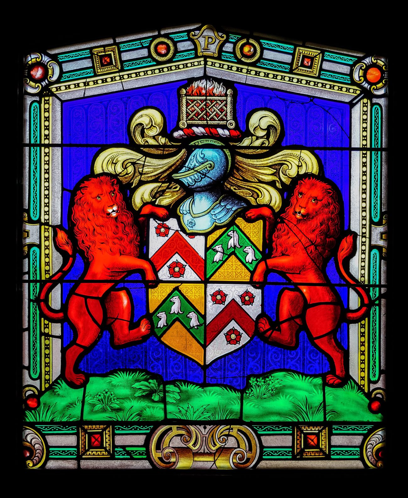Colour Of Life 16th Century Stained Glass Architecture_collection Architecture Illuminated Colors Colours Elizabethan Observing Eye4photography  History Historic Simple Photography Hello World