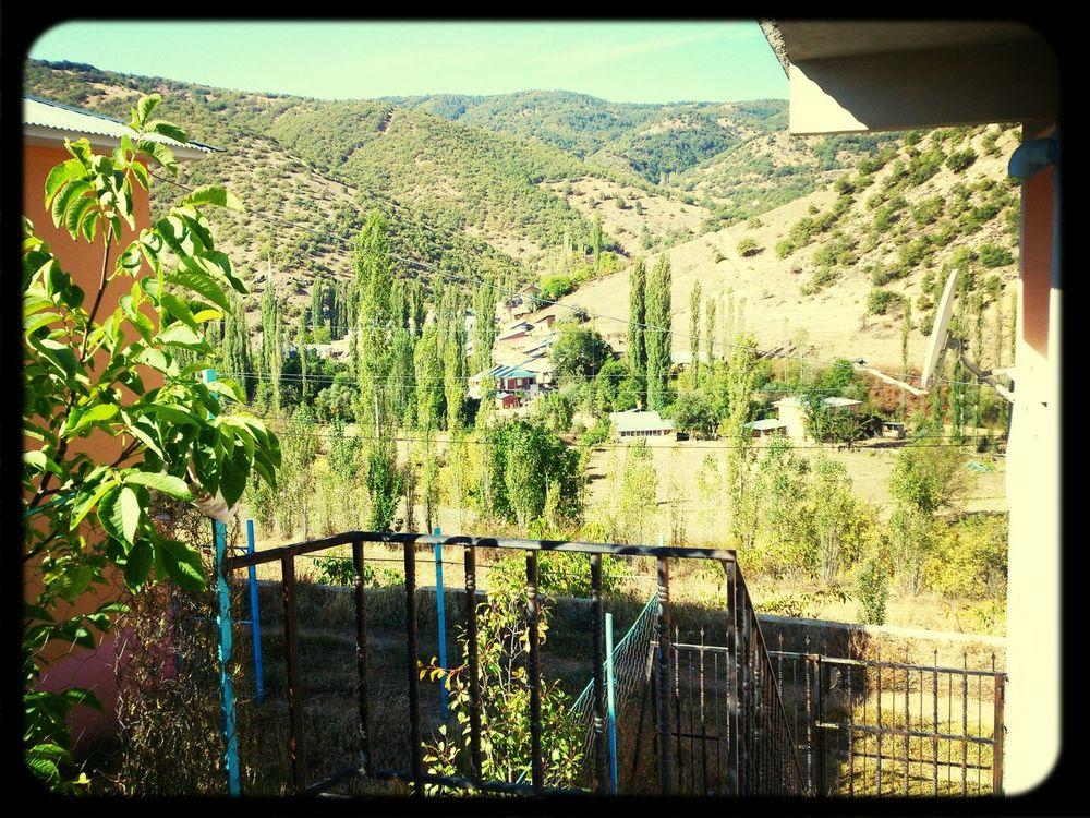 Gümüşhane Köy Village Nature