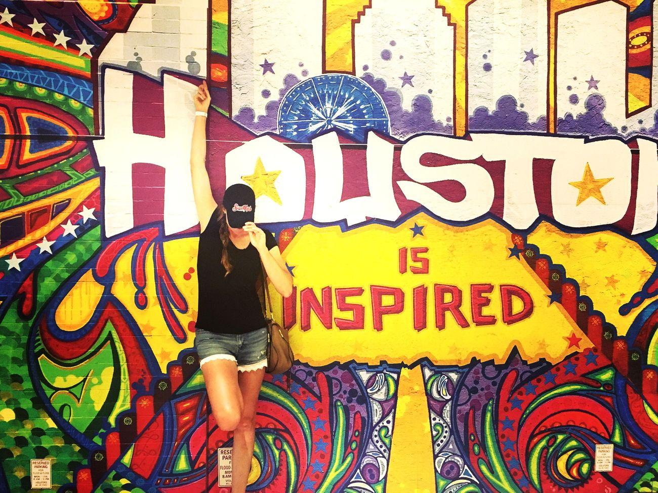 Finding New Frontiers Houston Texas Believe Art Surreal