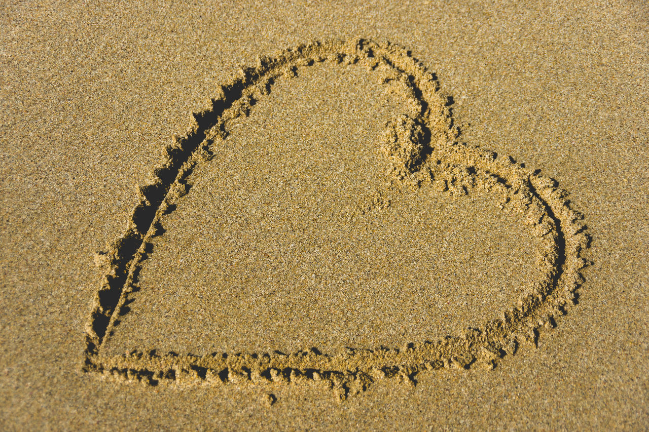 Heart shape drawn in the sand at a beach in Koh Kood, Thailand. Amour Beach Day Drawn Harmony Heart Heart Shape Holiday Love Lovers Romance Romantic Sand Summer Summertime Symbol Symbolism Thailand Together Togetherness Travel Unity Vacation Valentine Vibes