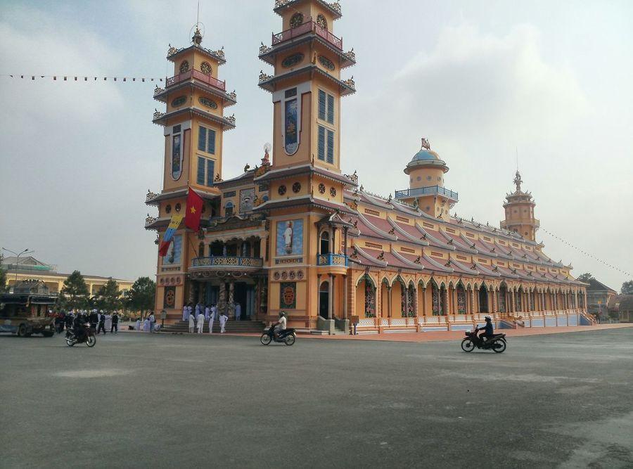 Tòa Thánh Cao Đài Tây Ninh Việt Nam