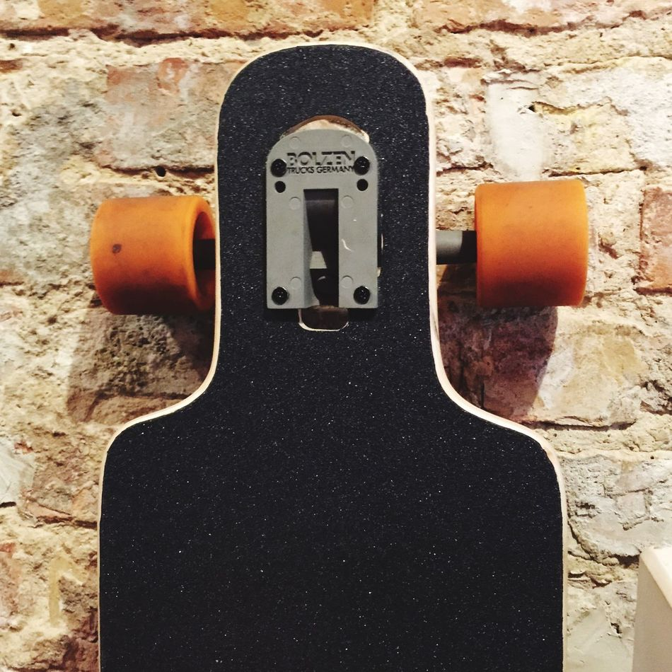 Never Too Late  for Longboarding Berlin Pankow