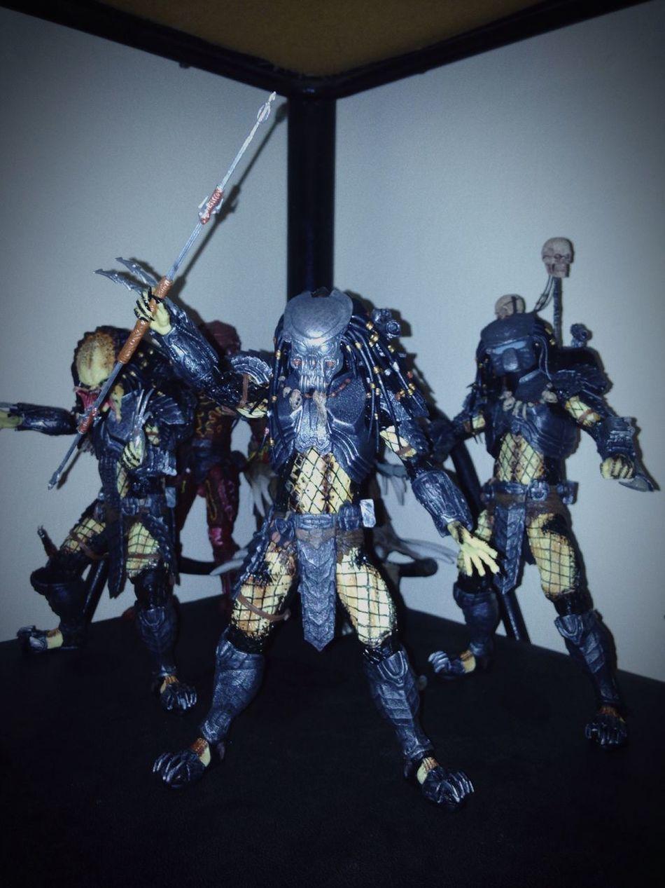 Predator Neca Toys Avp Yutja Action Figures Serie 14
