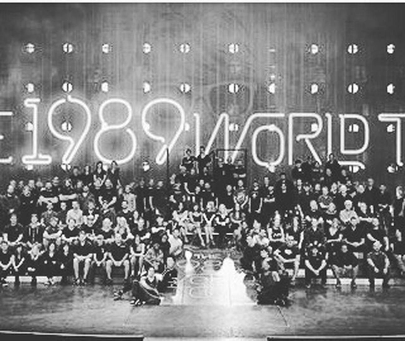 @taylorswift 1989worldtour