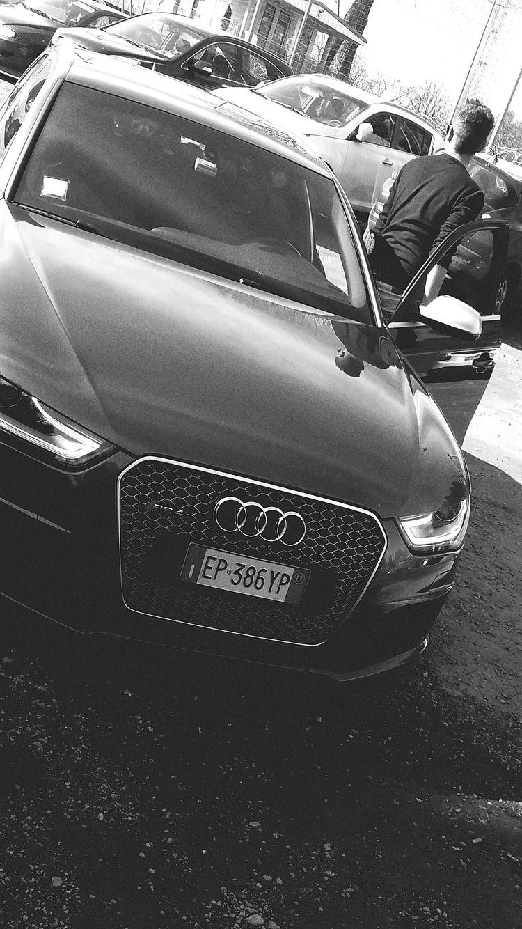 Audi Rs4 My Car First Eyeem Photo
