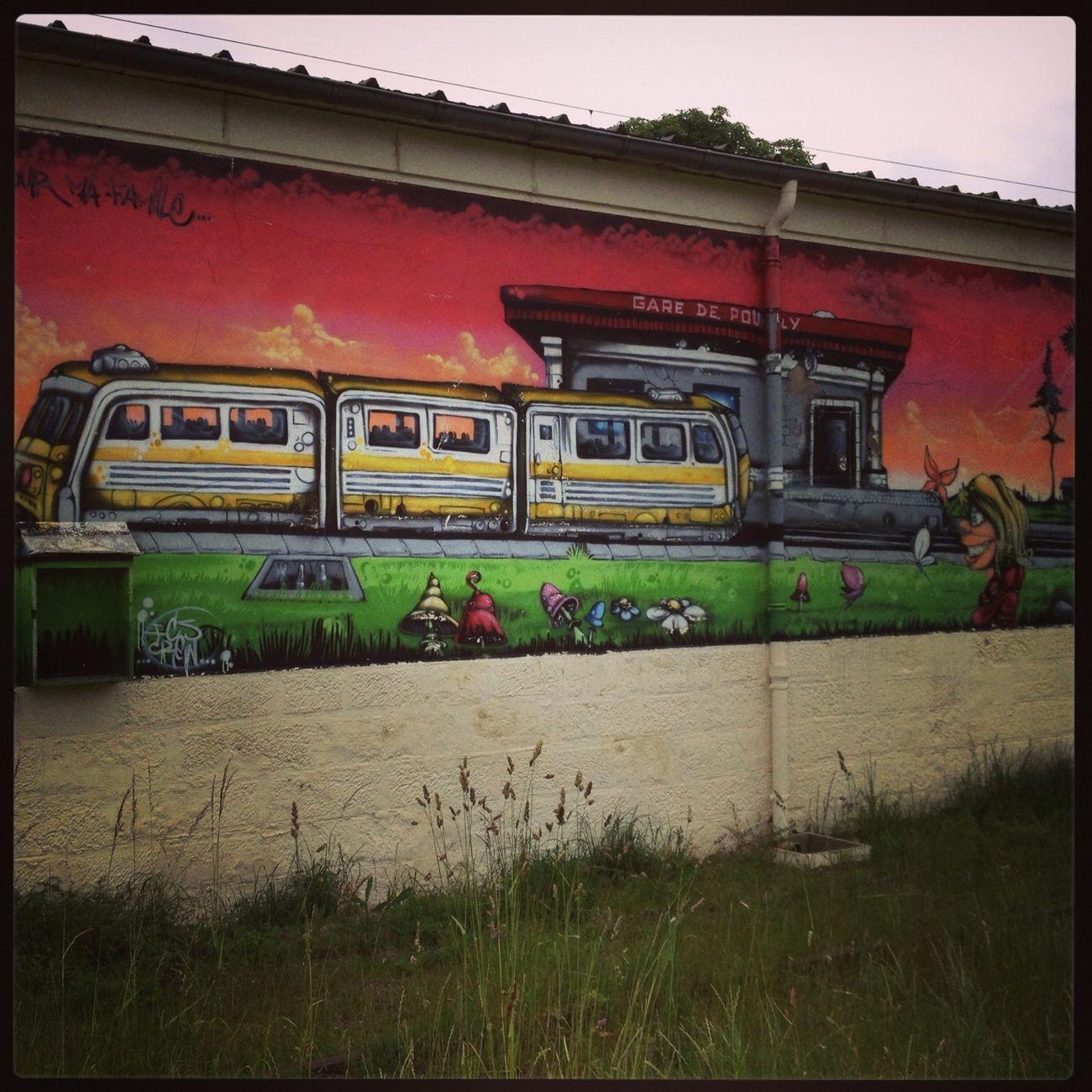 Art - Streetart