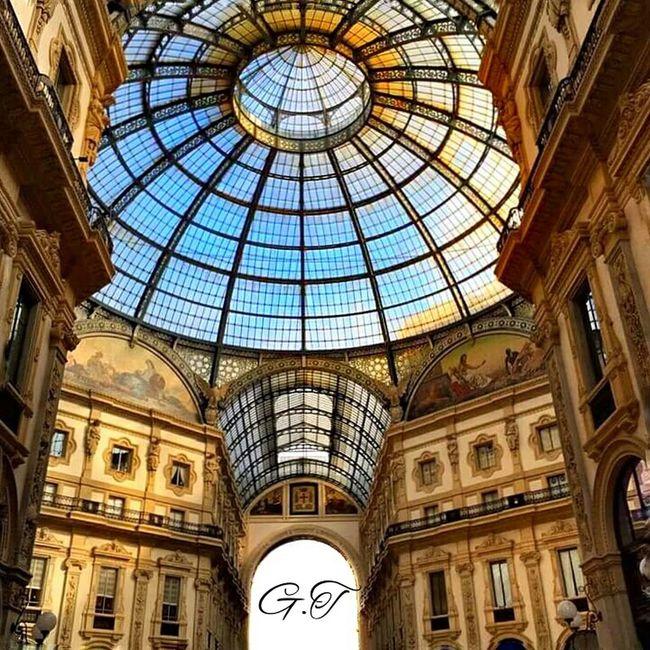 Milano Milanocityufficiale Galleria Vittorio Emanuele Architecture Eyemphotography Italy❤️ Eyemgallery Eyemart