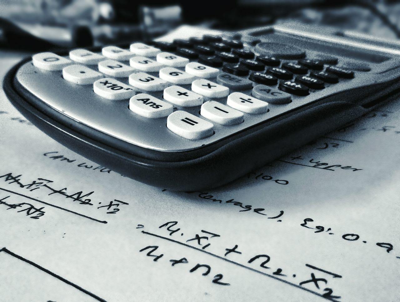 Beautiful stock photos of math, Accountancy, Business, Calculator, Close-Up