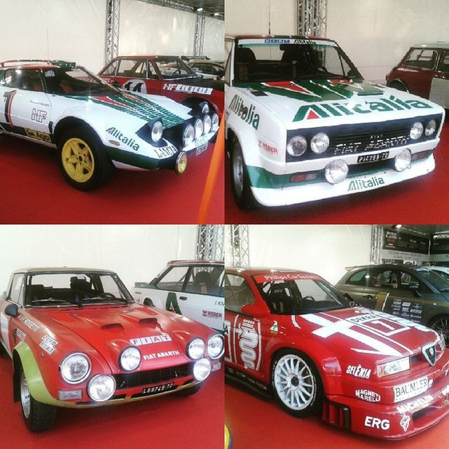 Rally Legend & more Parcovalentino
