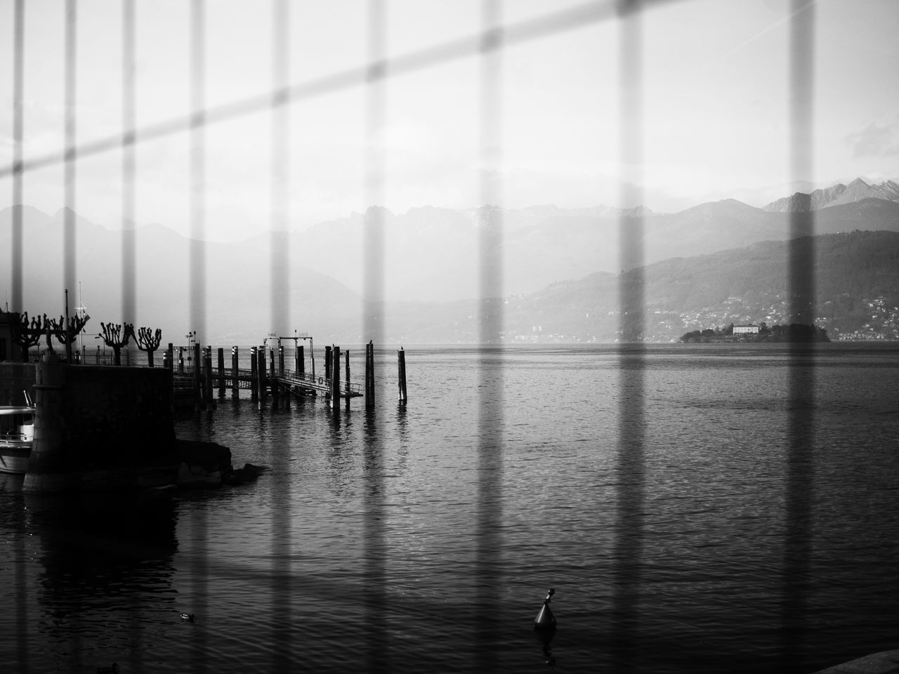 Architecture Black & White Black And White Blackandwhite Blackandwhite Photography Cloud - Sky Day Nature No People Outdoors Sea Sky Water