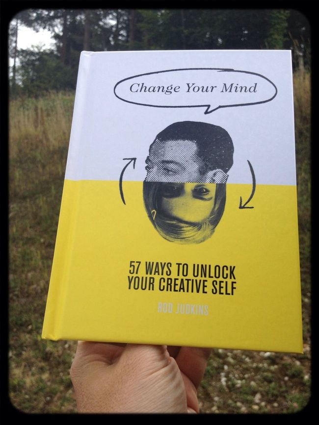 A nice little book on Creativity by @rodjudkins Vacationreading