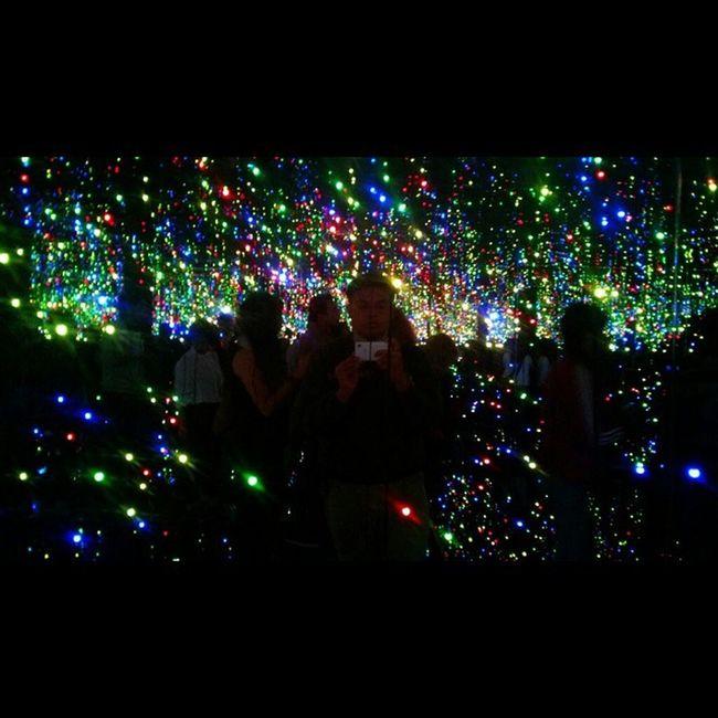 Es maravillosa esta exposición. MuseoTamayo Tamayo Yoyoikusama Obsesioninfinita yoyoi