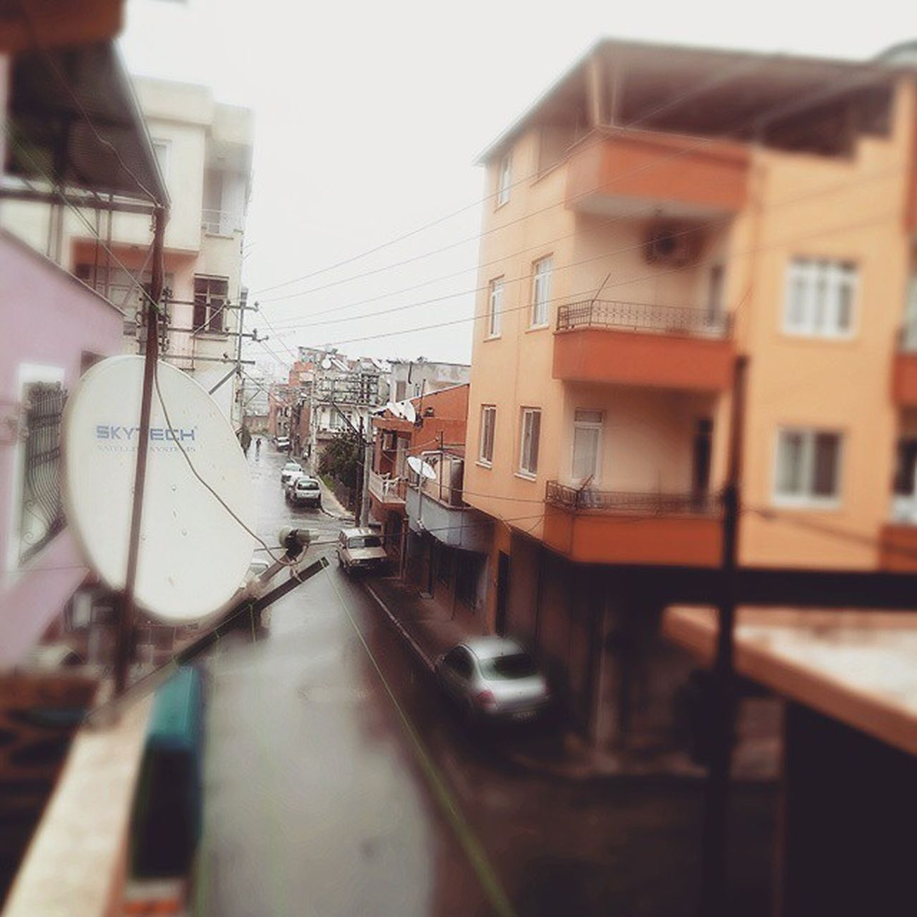 Mersin Sokak Street Home Yağmur Pus Gölgeler Sinema Doğa Gokyuzu Sıcaklık Tea çay Beautiful Yeppunne