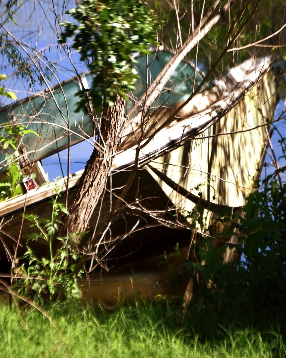Gilligan's Island Shipwreck Marooned Junkboat